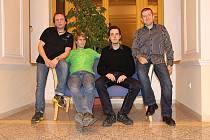 Šumperská poprocková kapela Fleksible si mezi posluchači získává stále větší oblibu.