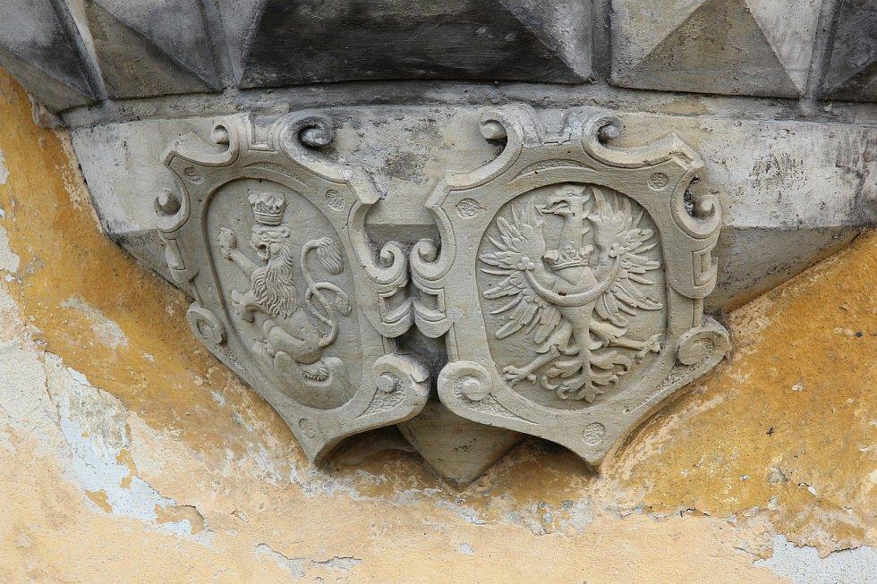 Zámek v Rudě nad Moravou si v sobotu 30. září mohla po čtvrtstoletí prohlédnout veřejnost.