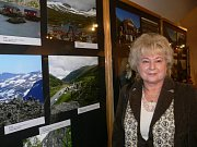 Výstavu fotografií z cest po světě si mohou návštěvníci Tunklova dvorce prohlédnout do 6. března.
