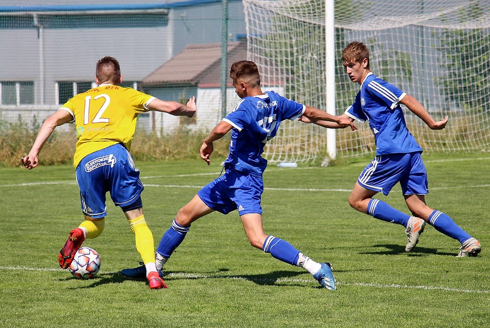 Fotbalisté Šumperku doma rozstříleli osmnáctku Sigmy