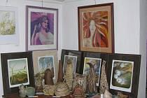 Galerie kafé Rovensko