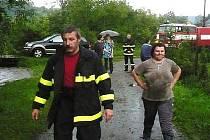 Boleslav Staněk na snímku, který byl pořízen den před jeho smrtí