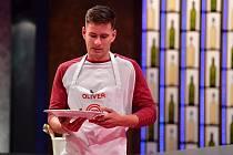 Olivier Pape ze Šumperku soutěží v televizní kulinářské show MasterChef.