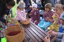 Zahradní slavnost MŠ Strejcova v Zábřehu