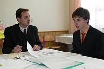 Maturity na šumperském gymnáziu