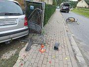 Nehoda v Rohli
