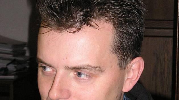 Martin Vaňourek, 41 let, historik, novinář, Věci veřejné
