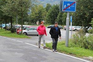 Za parkování na lázeňském kopci se nově platí