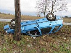Nehoda felicie v Mohelnici