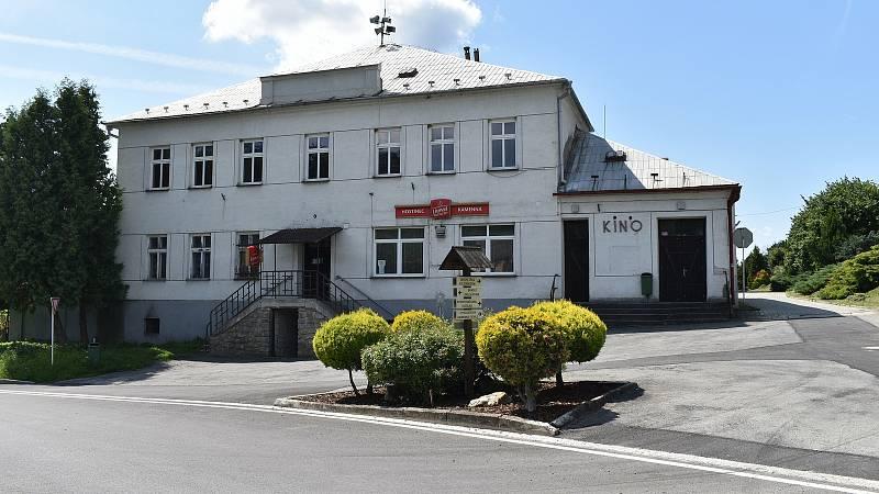 Obec Kamenná -  hospoda.