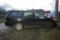 Nehoda v Líšnici