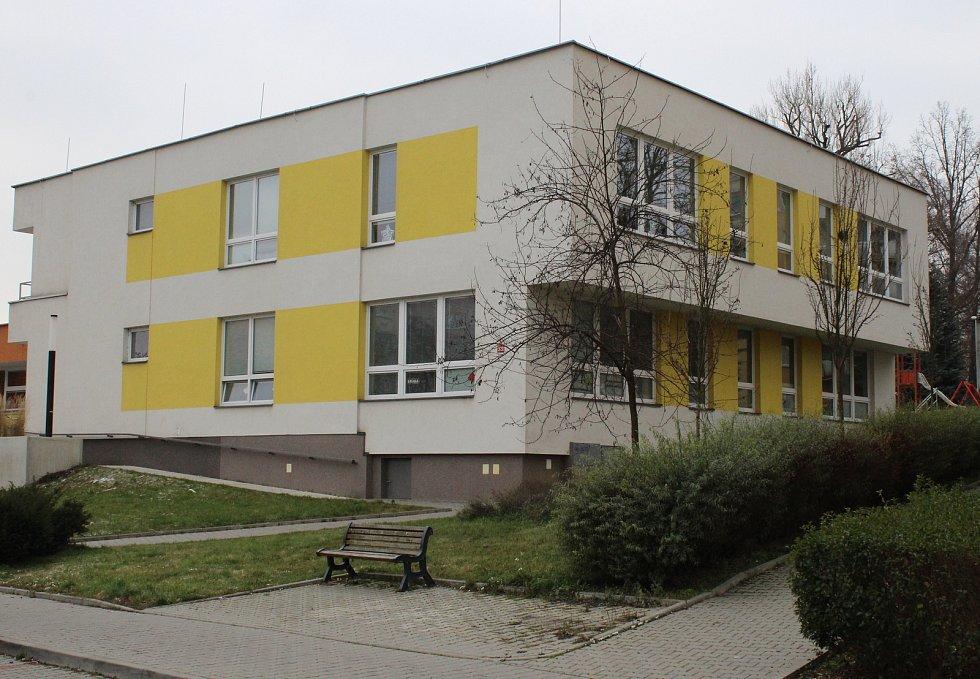 Pobočka Sever městské knihovny v Šumperku.