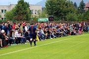 Velké Losiny ovládly nedělní derby v Rapotíně