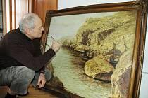 Znalec výtvarného umění Jan Nízký.