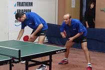 Šumperští stolní tenisté (archivní foto)