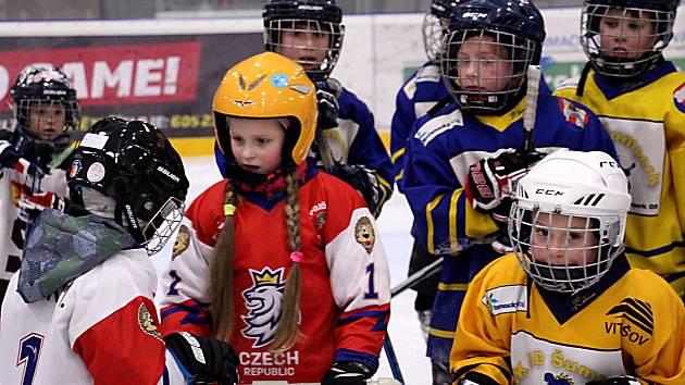 Týden hokeje v Šumperku. Ilustrační foto