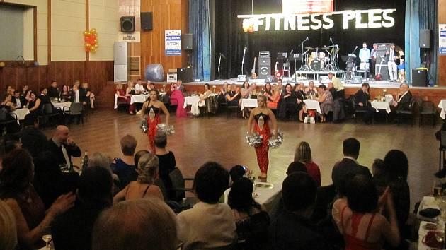 Fitness ples v Zábřehu