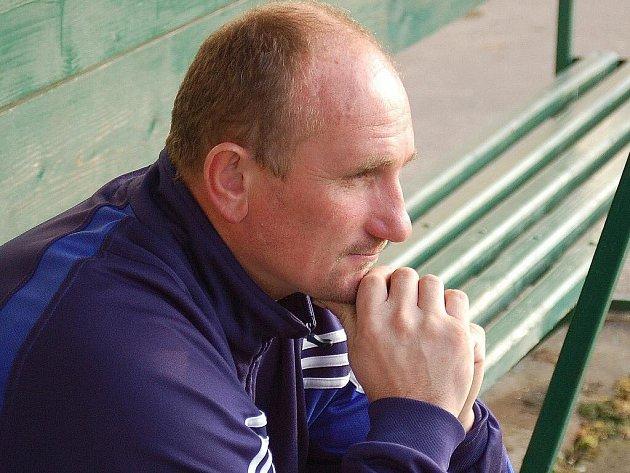 Trenér Petr Ševčík