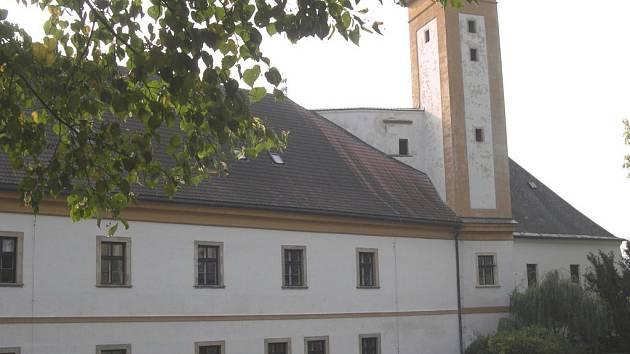 Zábřežská radnice.