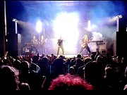 SzöcsováKoncert kapely Ortel 14. července 2017 v Rájci.