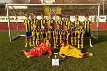 Družstvo FK Šumperk U13