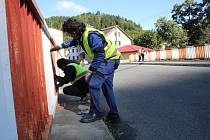 V Hanušovicích od jara zvelebují město skupiny dlouhodobě nezaměstnaných.