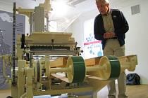Nové Muzeum Olomouckých tvarůžků otevřela ve čtvrtek 26. června v Lošticích společnost A. W., která je jediným výrobcem této pochoutky na světě.