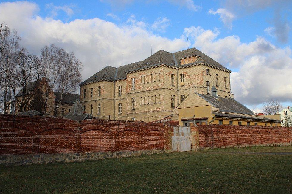 Bývalý kněžský seminář ve Vidnavě