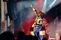 Na minulém ročníku Džemfestu vystoupil také Marek Ztracený s kapelou.