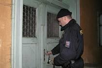 Policisté na Jesenicku kontrolovali zabezpečení rekreačních objektů