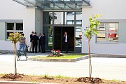 Otevření nového pavilonu R v šumperské nemocnici
