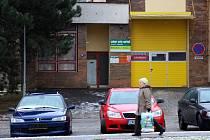 Sběrný dvůr mezi nemocnicí a sídlištěm v Lipovské ulici, kde Technické služby Jeseník nově vykupují papír a plasty.