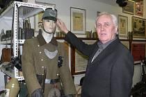 Soukromé vojenské muzeum Františka Hlavatého v Šumperku
