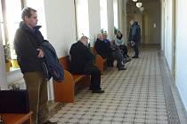 Před jednáním soudu ve sporu mezi městem Zábřeh a firmou Wanemi CZ 1. února 2012