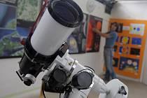 Jesenická hvězdárna zve veřejnost na prohlídku (ilustrační foto)
