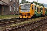 Štíty přijdou podruhé během deseti let o vlakové spojení.