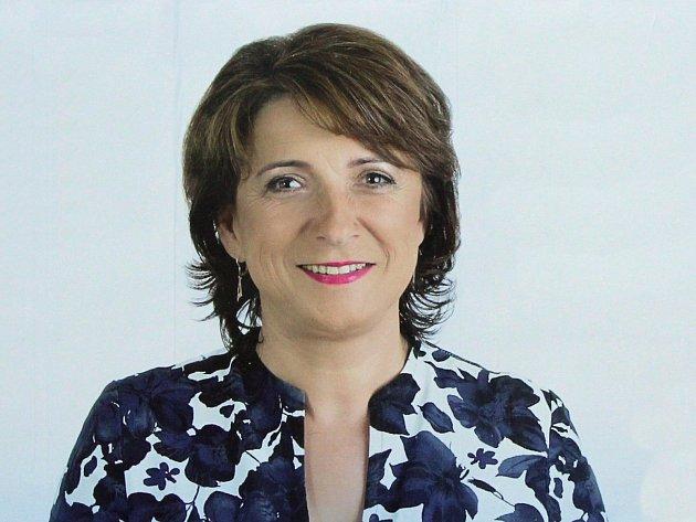 Lídr kandidátky Jeseník srdcem Zdeňka Blišťanová