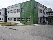 Nový pavilon Nemocnice Šumperk.