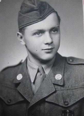 Alois Kubiš vroce 1948.