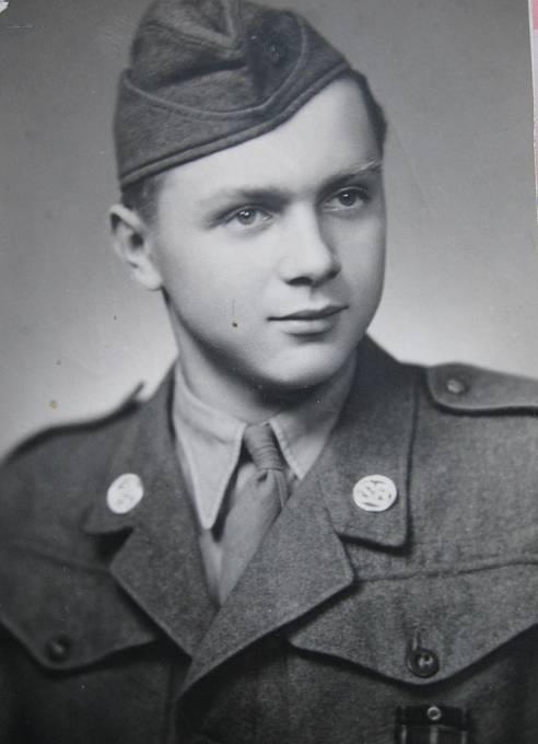 Alois Kubiš v roce 1948.