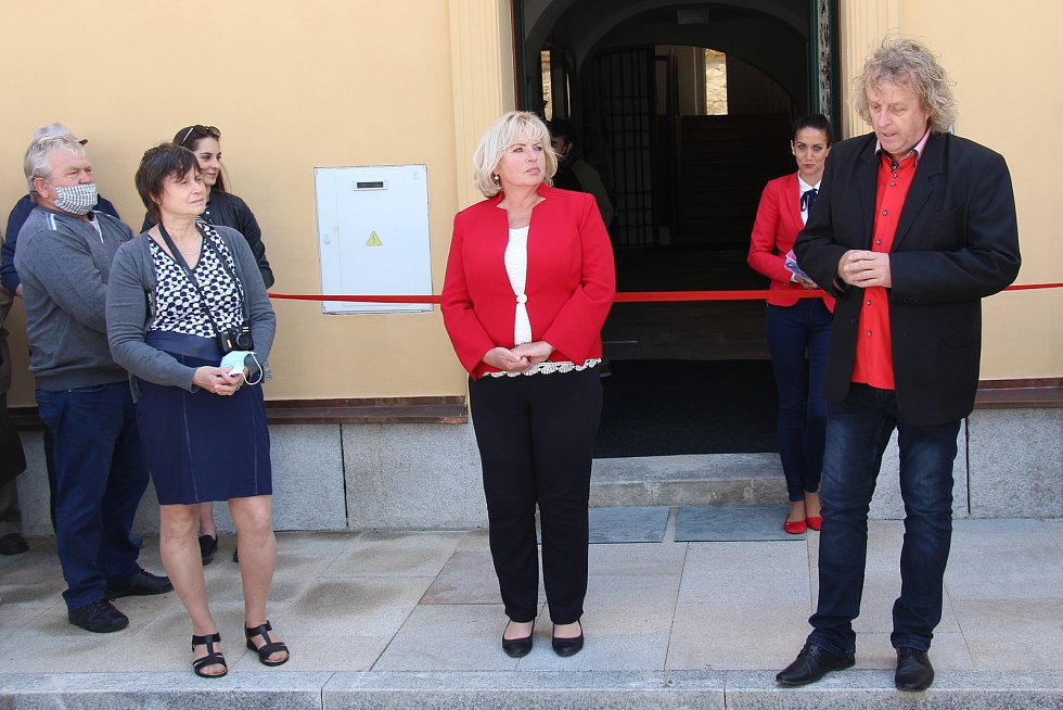 Město Javorník nechalo opravit budovu bývalého soudu. Slavnostní otevření se uskutečnilo 1. června.
