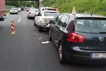 Dopravní nehody u Mohelnice