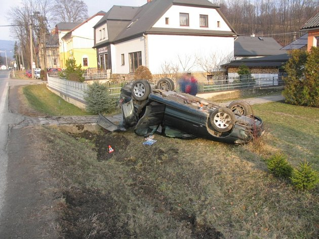Hazard se životem. Jinak se nedá nazvat jízda třiatřicetiletého muže ze Šumperska, který v sobotu odpoledne sedl opilý za volant.