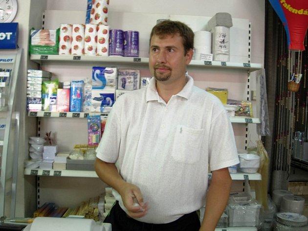 Podnikatel Pavel Špička
