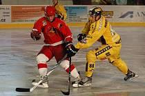 Jestřábi versus Draci (žluté dresy)