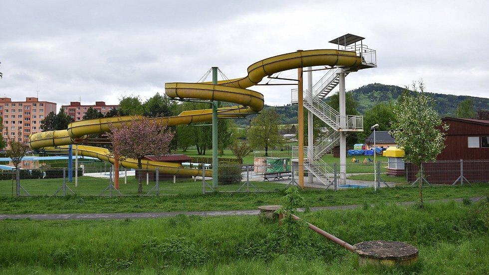 Bratrušovské koupaliště v Šumperku