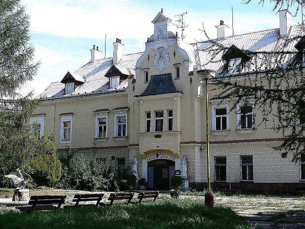 Sobotínský zámek