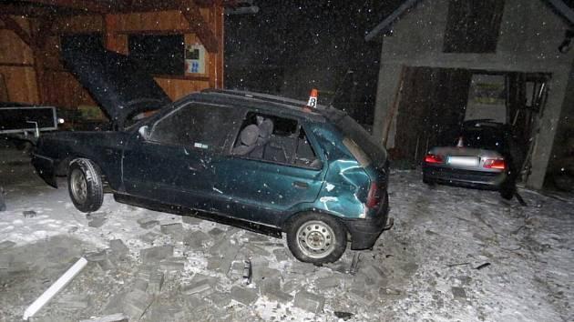 Nehoda ve Svébohově