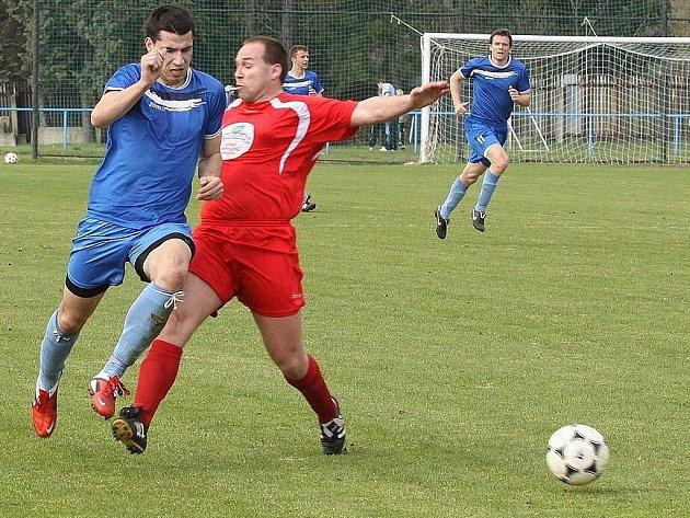 Šternberk vs. Loštice (červené dresy)