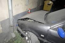 Policejní hlídce se ve středu 13. května před půlnocí pokusil v Zábřeh ujet devatenáctiletý řidič, který neměl kvůli zákazu řízení za volantem co dělat.